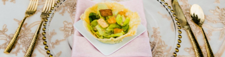 Taco Salad Plate
