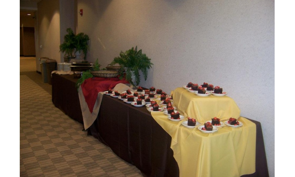 dessert table set up 2